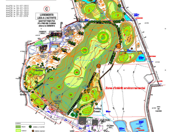Southwest Greens Construction to Build Europe's Largest Synthetic Golf Facility St. Tropez, France